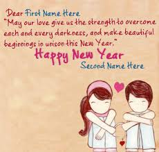 Quotes About New Love Magnificent New Year 48 Love Quotes Messages Wishes Images Happy New Year