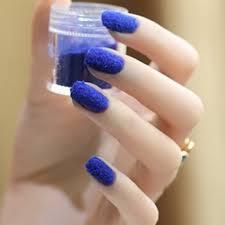 Luxury Powder Gel Nail Designs