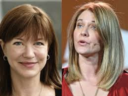 With the abrupt departure of top Microsoft executive Steven Sinofsky, Julie Larson-Green and Tami Reller are running the Windows division. - julie-larson-green-and-tami-reller