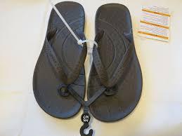 Crocs Chawaii Flip Relaxed Fit M11 Flip Flops Sandals Thong