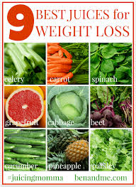 9 best juices for weight loss
