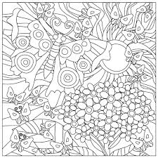 Best Of Free Coloringpages Of Flowers And Butterflies Stress Free