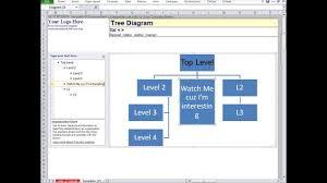 Tree Diagram Template - Youtube