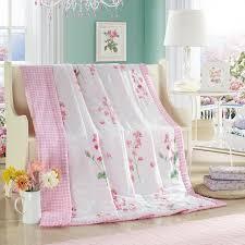 breath of spring summer quilt 150*200cm 200*230cm quilted thin ... & breath of spring summer quilt 150*200cm 200*230cm quilted thin bedding  Blanket/ Adamdwight.com