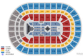 Adele 25 Tour Seating Charts Adele Concert Seating Guide