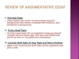 argumentative essay choo choo thesis statement ppt  review of argumentative essay