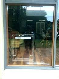 sliding glass dog door insert canada large for pet medium size of g