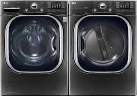Best Price On Front Load Washer And Dryer Lg Lg4370fl Lg 4370 Series Front Load Washer Dryer Pair