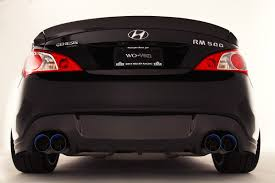 2015 hyundai genesis coupe v8. few days ago we were talking about the plans of rhys millen racing to make debut a hotest genesis coupe version 2012 sema show 2015 hyundai v8 u