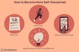 Discipline With Purpose Chart 8 Ways You Can Build Self Discipline In Your Life