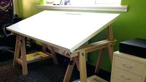 ikea artist desk make a drafting table from an desktop ers with regard to desks in plans 16
