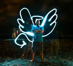 light painting by cabrera photo