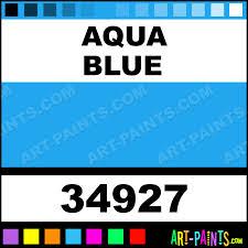 aqua paint colorsAqua Blue Paint Marker Enamel Paints  34927  Aqua Blue Paint