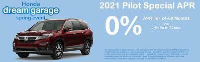 Must finance through honda financial services. 2021 Pilot Special Apr Breakaway Honda Specials Greenville Sc