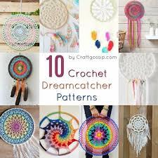 Crochet Dreamcatcher Pattern Free