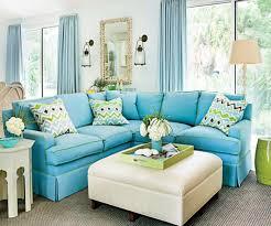 blue sofa decor ideas the look