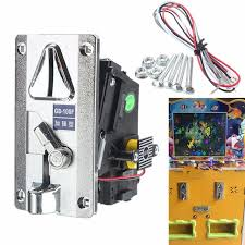 Advanced Vending Machines Awesome Plastic Electronic Advanced Front Entry CPU Multi Coin Acceptors