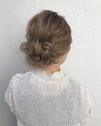 結婚式に呼ばれたら美容院に行かなくてもできるセルフアレンジ7選