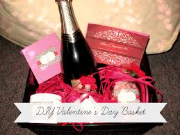 build the perfect valentine s day gift basket