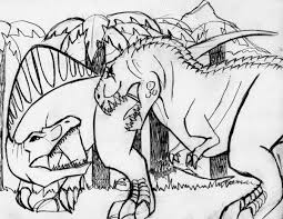 Small Picture Spinosaurus Coloring Pages Image Search Results Bebo Pandco