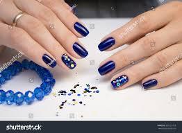 Natural Nails Gel Polish Perfect Clean Stock Photo 530127793 ...