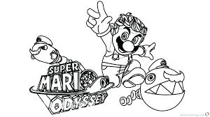 Super Mario Coloring Acupuncturensinfo
