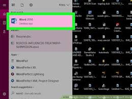micresoft word 6 ways to use document templates in microsoft word wikihow