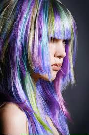 Ozdob Své Vlasy Barvami Slečnainfo