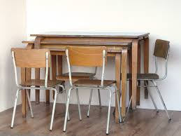 school dining room furniture. Exellent Room Vintage School Dining Table Thumbnail With Room Furniture A