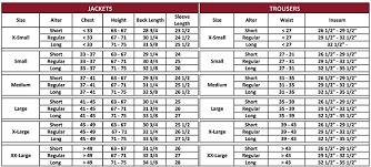 16 Rare Female Ocp Uniform Size Chart