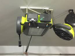 garage door motorsRYOBI Garage Door Opener Review  Home Construction Improvement