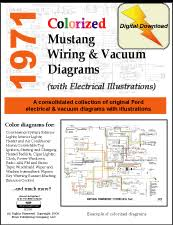 com colorized mustang wiring diagrams ebook 1971 colorized mustang wiring diagrams ebook