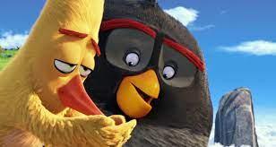 The Angry Birds Movie' Review: Bird fluke