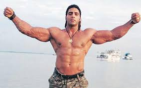 Varinder Ghuman Diet Chart Salman Khan Offers Role To Vegetarian Bodybuilder Varinder