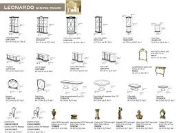 standard dining table sizes furniture compact dining table length for dining room table standard dining room