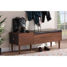 furniture shoe storage. Entryway Storage Bench/ Shoe Cabinet - Merrick | RC Willey Furniture Store Furniture Shoe Storage