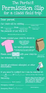 Field Trip Permission Letter Educational Field Trip Letter To Parents Template Permission Slip
