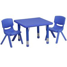 preschool table and chair set. Interesting Chair FF Square 24 Intended Preschool Table And Chair Set