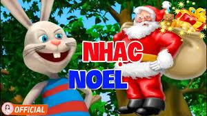 THỎ TRẮNG VÀ ÔNG GIÀ NOEL - Nhạc Giáng Sinh Thiếu Nhi Hoạt Hình Sôi Động -  Bài Hát Thiếu Nhi Cho Bé - YouTube