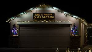 Davis Family Christmas Lights The Tune In Sign