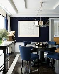 royal blue dining chairs for 25 best ideas about navy dining rooms on blue