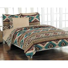 southwest style comforters. Brilliant Style Southwestern Bedding Sets Popular Southwest Style Comforter Li Features  A Geometric Throughout 9 Comforters