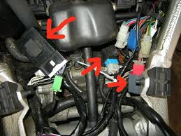 fightered yamaha r6 page 22 custom fighters custom the starter safety stuff relay is the big black one on the left the oil pressure relay is the small black one and the grey and red is the flasher relay