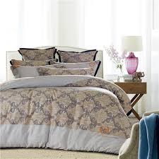 2016 60s satin drill bedding sets british embroidery 4pcs suite cotton linen series city striped grid