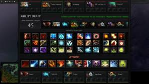 dota 2 features one player s take on the new random ability draft