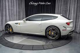 This elegant roadster starts at about $215,000 before options—and, like any ferrari, options are plentiful. Used 2016 Ferrari Ff Hatchback Diamond Stitched Seats Unique Build For Sale Special Pricing Chicago Motor Cars Stock 16477b