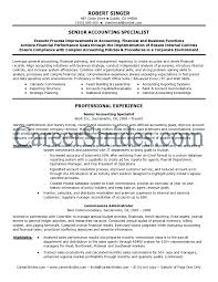 Professional Objective In Resume Entry Level Accounting Resume Objective Raj Samples Resumes