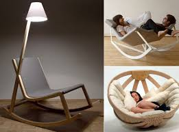 cool chairs design.  Cool 12 Cool And Unique Rocking Chair Designs For Chairs Design