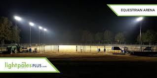 Horse Arena Lights 2770 Intense Led Equestrian Arena Lighting Package Led