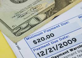 How Are Credit Card Payments Calculated How Is My Minimum Monthly Credit Card Payment Calculated